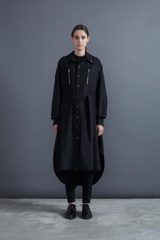 RERACS F2 DRESS (BLACK)