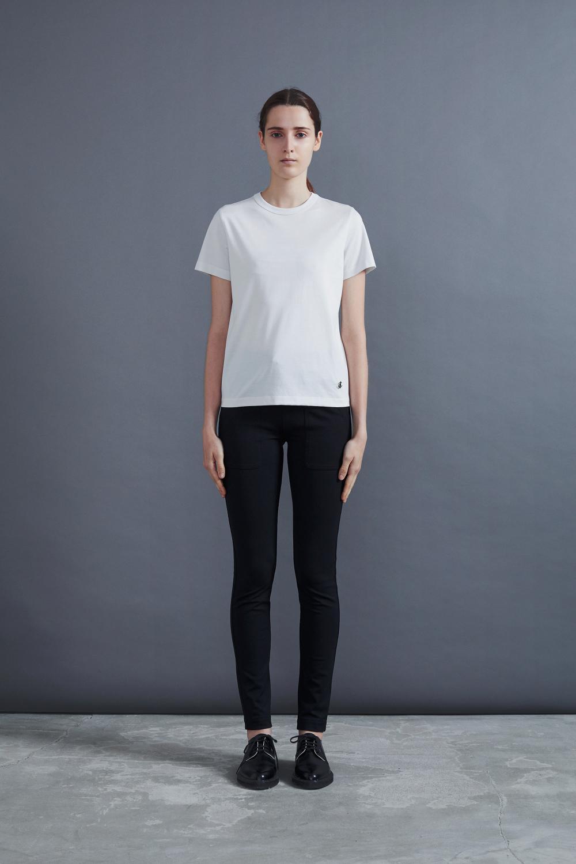 RERACS BASIC T-SHIRTS (WHITE)