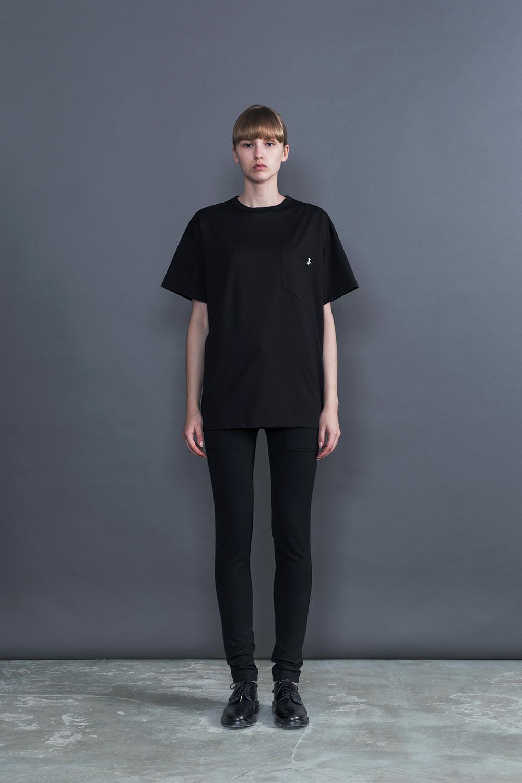 RERACS BIC T-SHIRTS (BLACK)
