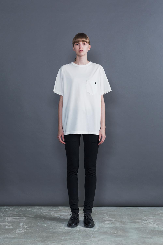 RERACS BIC T-SHIRTS(WHITE)