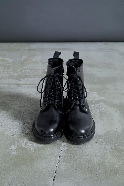 RERACS DM BOOTS (BLACK*BLACK)