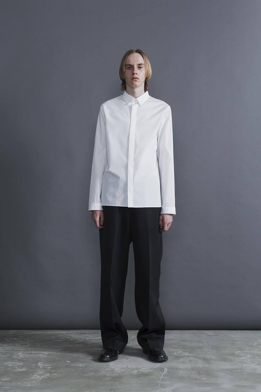 RERACS BASIC SHIRTS(WHITE)