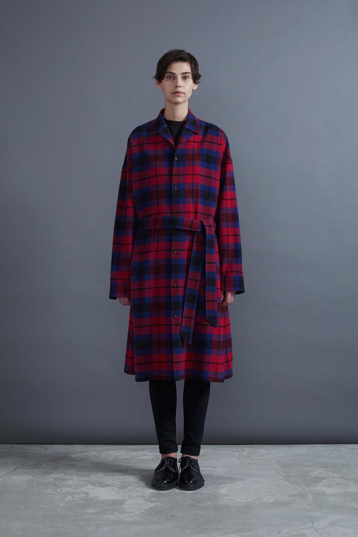 11d3fca8 Womens Red And Navy Plaid Shirt | Top Mode Depot